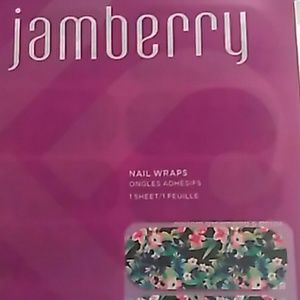 Wild and Free Jamberry Nail Wraps